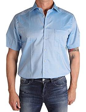 Marvelis - Camisa formal - Clásico - para hombre