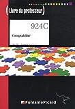 Comptabilité Tle Bac pro secrétariat : Livre du professeur (1Cédérom)