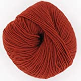 Next Yarns Dochtwolle fine 100g F131 rost