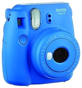 Fujifilm Instax Mini 9 Kamera Cobalt Blau 2