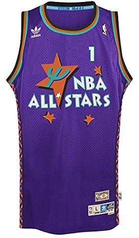 Anfernee Hardaway Adidas NBA Retro 1995 All-Star East Swingman Jersey