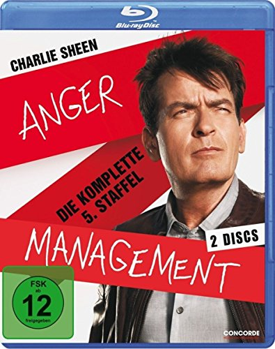 Anger Management - Staffel 5 [Blu-ray]