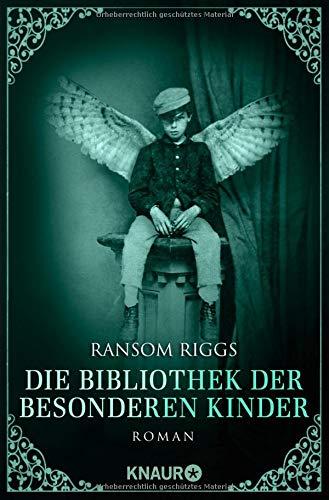 Die Bibliothek der besonderen Kinder: Roman (Die besonderen Kinder, Band 3) - Dr., Potter Harry
