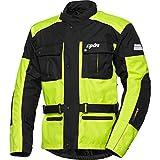 Motorradjacke DXR Herren Textiljacke, wasserdichte, atmungsaktive Klimamembran, herausnehmbares...