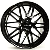 OXIGIN 14 Oxrock black 7,5x17 ET35 5.00x112.00 Hub Bore 72.60 mm - Alu felgen