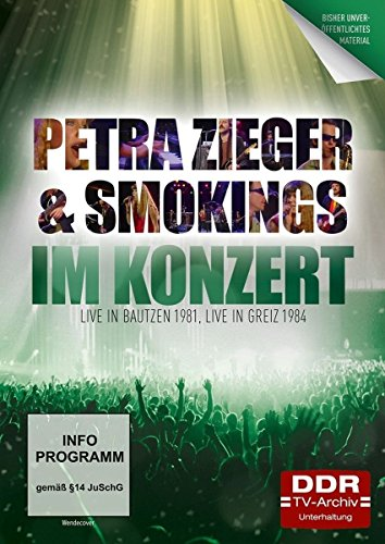Petra Zieger & Smokings - Im Konzert (DDR TV-Archiv)