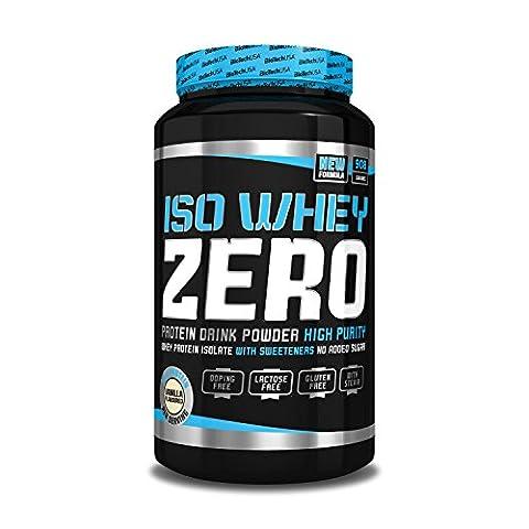 Iso Whey Zero (908g) Biotech USA