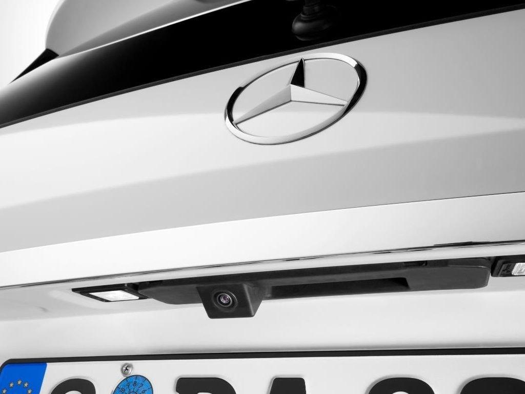 Auto-Farb-Rckfahrkamera-Griffleiste-fr-MB-Mercedes-C-Class-2015-W205-C180-C200-C280-C300-C350-C63-CLA-W117-CLA250CLA260CLA45-2014-2016