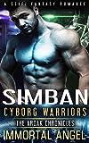 Simban (Cyborg Warriors Book 3)