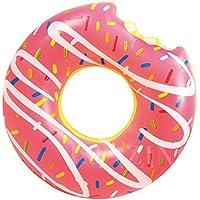 Ardisle – inflable Donut donuts Tubo flotador de piscina playa natación juguete Lilo flotador ...