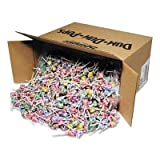 Dum-Dum-Pops, Assorted Flavors, Individually Wrapped, Bulk 30lb Carton, Sold as 1 Carton
