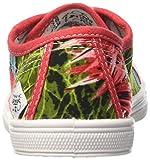 Le Temps des Cerises Lc Basic 02, Baskets fille, Multicolore (Palm), 35 EU
