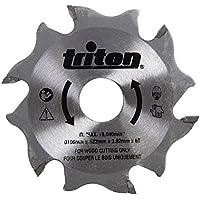Triton TDJ600 - Cuchilla para engalletadora (100 mm) color naranja