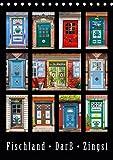 Türen - Meisterwerke aus Fischland, Darß und Zingst (Tischkalender 2019 DIN A5 hoch): Der Kalender zeigt einzigartige Darßer Haustüren, eine regionale ... (Monatskalender, 14 Seiten ) (CALVENDO Orte)