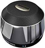 AZATOM ® Droid - Powerful Bluetooth 4.0 Speaker - Dual 5W driver and Woofer - Deep Powerful Bass - Designed In the UK - Auto reconnect - 16 Hours of Music - Quick charge battery - Silver
