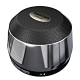 AZATOM � Droid - Powerful Bluetooth 4.0 Speaker - Dual 5W driver and Woofer - Deep Powerful Bass - Designed In the UK - Auto reconnect - 16 Hours of Music - Quick charge battery - Silver