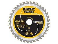 DeWalt FlexVolt XR Circular Saw Blades 190mm Range