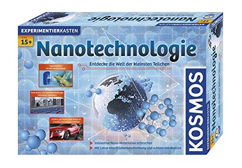 Kosmos 631727 - Nanotechnologie Experiment