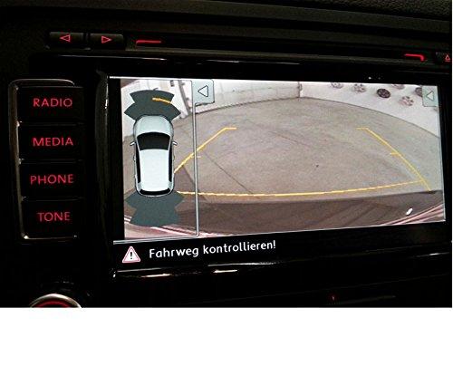 VW-original-OEM-Rckfahrkamera-LOW-fr-RNS-2-MFD-2-im-T5-mit-Kabel-VW-5K0-980-551