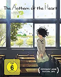 The Anthem of the Heart [Blu-ray]