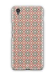 YuBingo Square Patterns Mobile Case Back Cover for OnePlus X