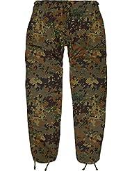 US Kampfhose, Freitzeithose mit verstellbarer Taillenweite, Rip Stop, Gr. S - XXXXL