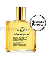 NUXE - P04275794 - HUILE PRODIGIEUSE - HUILE SÈCHE MULTI-FONCTIONS - 50ML