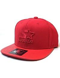 Starter City Smoke Cap - Red