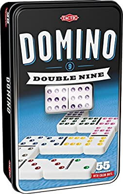 Tactic - 53914 - Dominos Double 9