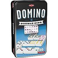 Tactic Domino Double 9 Niños y adultos Juego de táctica - Juego de tablero (Juego de táctica, Niños y adultos, 20 min, Niño/niña, 5 año(s), 99 año(s))
