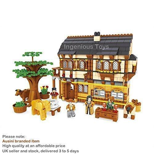 Ausini Farm House for Medieval Market Village Castle friends city ...