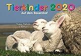 Tierkinder auf dem Bauernhof 2020: Der Sympathische Tierkinder-Kalender mit den charmanten Namen