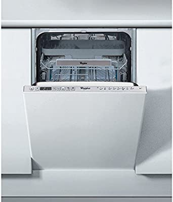 Whirlpool ADG 522 X Totalmente Integrado 10cubiertos A++ lavavajilla - Lavavajillas (Totalmente Integrado, Gris, Tamaño Completo (60 cm), Gris, Botones, LED)