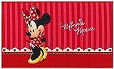 Kinder Teppich Kinderteppich Minnie Mouse / Teppich / Kinder Teppich / Kinderspielteppich / Kinderteppich / Wandteppich / Modell Kinderteppich Disney Minnie Maus / rosa / Dieser wunderschöne und Kinderteppich mit Minnie ist in der Größe 140 x 80 cm erhältlich