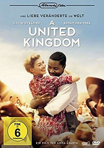 A United Kingdom – Ihre Liebe veränderte die Welt