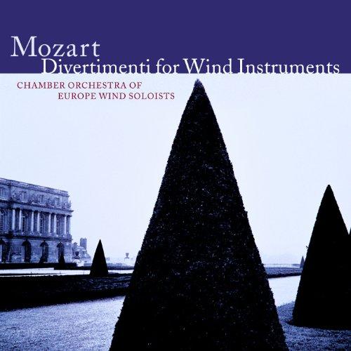 Mozart : Divertimento No.4 in B flat major K186 : IV Adagio