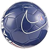 Nike Paris Saint-Germain Skills Soccer B, Pallone da Calcio ricreativo Unisex Adulto, White/Metallic Silver/Midnight Navy, 1