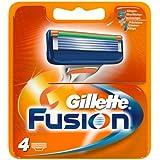 Gillette Fusion 4er Ersatzklingen