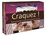 Craquez pour les desserts de fêtes (étui 3 mini livres : tiramisu-crême marron-chocolat)