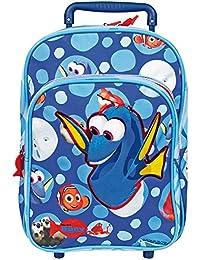 Cartable maternelle Dory et Nemo Fintastic - S Dory Nemo Fintastic bleu