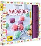 Macaron-Set: So zart können Kekse sein (GU Buch plus)