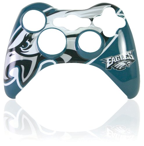 Mad Catz Xbox 360 Official NFL Philadelphia Eagles Controller Faceplate