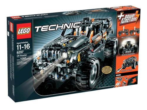 LEGO-Technic-Off-Roader