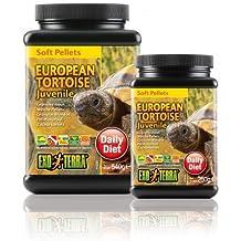 Alimento Tortuga Europea Joven - 540 Gramos