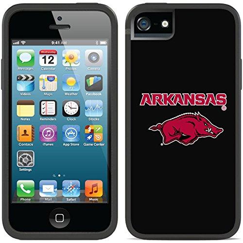 Coveroo iPhone 5/5S Black Switchback Case with Arkansas Hog Arkansas Design