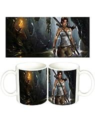 Tomb Raider Lara Croft Reborn Tasse Mug