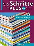 Schritte plus Neu 5+6: Deutsch als Zweitsprache / Intensivtrainer mit Audio-CD