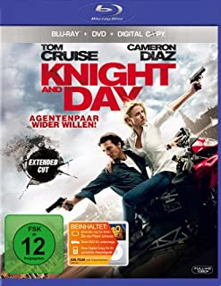Knight and Day - Extended Cut (inkl. DVD + Digital Copy) [Blu-ray]