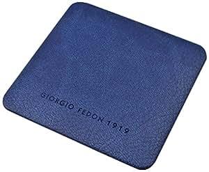 Fedon 1919 ufficio perpetuiamo dispenser in cuscino form, magnetico Cusicino-Cal, 3-strati struttura in metallo nucleo, antiscivolo tappetino, Blu