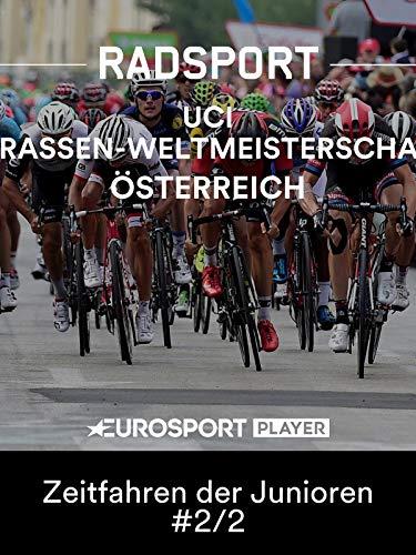 Radsport: UCI Straßen-Weltmeisterschaft in Innsbruck (AUT) - Zeitfahren der Junioren